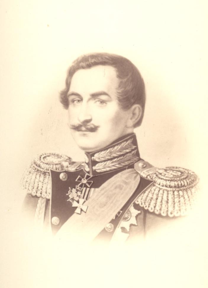 Князь Илья Андреевич Долгорукий, начальник Училища (1836-1848 гг)